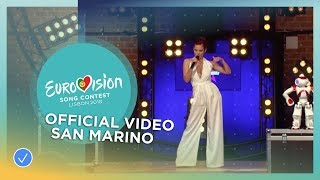 Video Jessika (feat. Jenifer Brening) - Who We Are - San Marino - Official Video - Eurovision 2018 MP3, 3GP, MP4, WEBM, AVI, FLV Maret 2018
