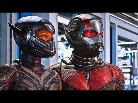 ANT-MAN AND THE WASP | Trailer deutsch german [HD]