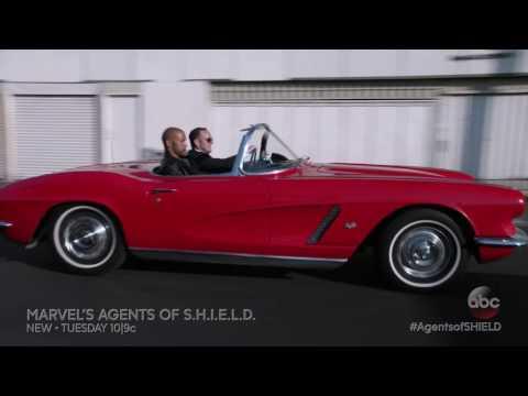 Ghost Rider vs. Lola - Marvel's Agents of S.H.I.E.L.D. Season 4, Ep. 4
