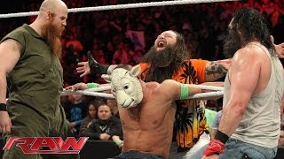 John Cena vs. Luke Harper: Raw, March 24, 2014