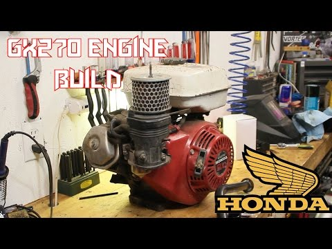 Honda GX270 9hp / Predator 301cc 8hp Upgrades