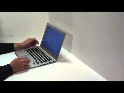 [YouTube] Das Sony Vaio T13 im Test
