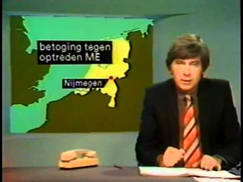 Registratie Piersonrellen NOS Journaal