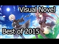 Top 20 Best Rated Visual Novels of 2015
