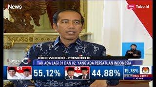 Video 'Cebong dan Kampret' Berakhir! Jokowi: Sila ke-3 PerSATUan Indonesia yang Utama - iNews Siang 23/04 MP3, 3GP, MP4, WEBM, AVI, FLV April 2019