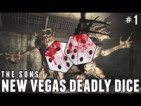New Vegas Deadly Dice! Season 3 Week 5 Episode 1 - Sons Of Vidya
