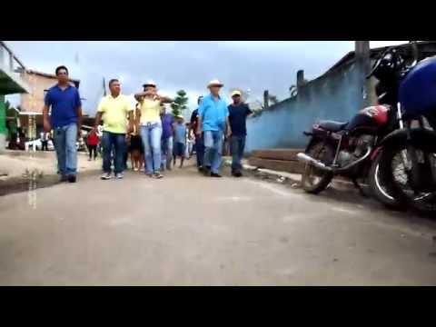 #Eudes45 no Bairro da Maranhense em Tomé-Açu