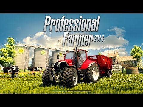 Game Farm - Trying out the career mode in this new farm sim. http://www.gamersgate.com/DD-PF2014/professional-farmer-2014.