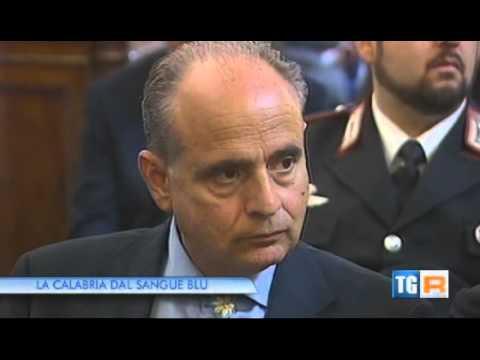 TGR Calabria – 04 giugno 2015 – Visita a Bagnara del Principe Ruffo di Calabria