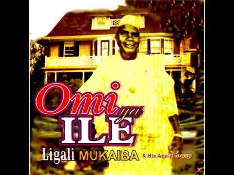 Ligali Mukaiba & his Apala Group - Omo Ara Ye  (Official Audio)