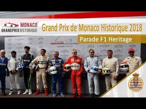 Parade F1 Heritage - MGPH18