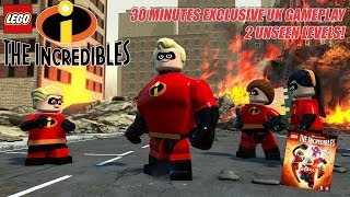 Video EXCLUSIVE LEGO Incredibles Game 2 Levels of Gameplay and Developer Interview MP3, 3GP, MP4, WEBM, AVI, FLV Juni 2018