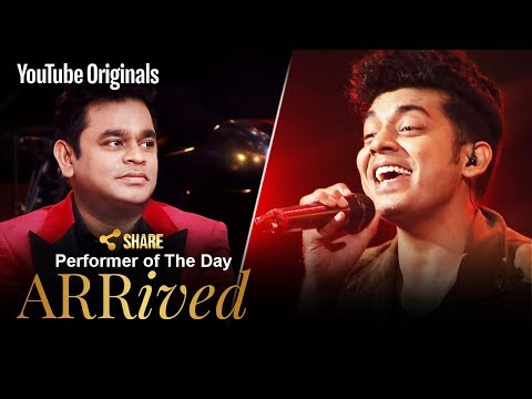 Download A. R. Rahman | Sam Chandel | Performer of the day | #ARRivedSeries hd file 3gp hd mp4 download videos