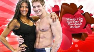 "Valentine's Day ""Leave Cupid At Home"" Couples Workout!"