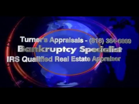 Los Angeles Bankruptcy Home Appraisal- 818 384 6869 – IRS Qualified Property Valuation Services