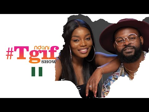 FALZ & BISOLA ON THE NDANITGIFSHOW | INDEPENDENCE DAY SPECIAL