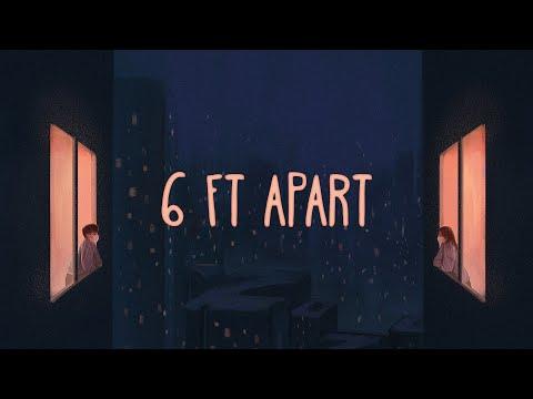 Alec Benjamin - Six Feet Apart (Lyrics)