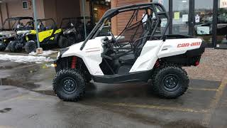 9. 2018 Can Am Commander 800R