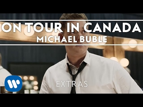 Michael Bublé On Tour in Canada
