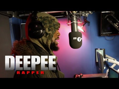 Deepee – Fire In The Booth