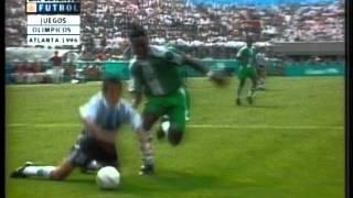 Download Video Argentina 2 Nigeria 3 Juegos Olimpicos 1996 Los goles MP3 3GP MP4