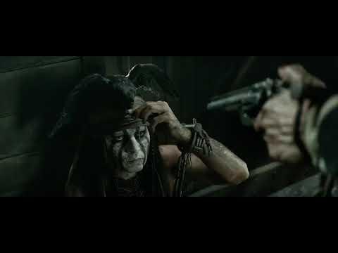 The Lone Ranger 2013 Full Movie part 5 johnny depp movie