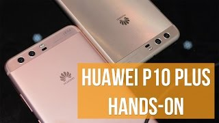 Video Huawei P10 Plus hands-on MP3, 3GP, MP4, WEBM, AVI, FLV Januari 2019