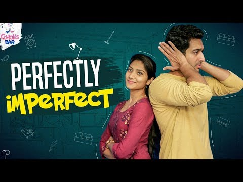 Perfectly Imperfect | Couples Bar Season 2 Ep 9 | Latest Comedy Web Series | Couple's Bar