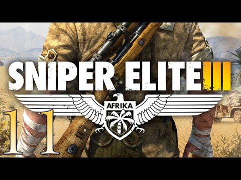 Sniper - Pause and I played Sniper Elite II and had a ton of fun, hoping this one lives up to the last! Pause: http://www.youtube.com/pauseunpause.