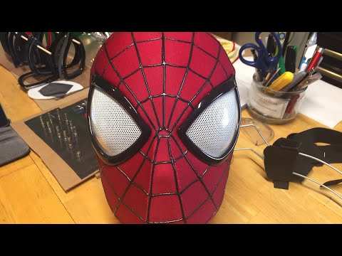 Made by McLean Live- Making Mesh Fog-Free Spider-Man Lenses
