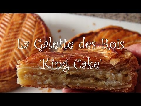 Galette des Rois – King Cake Recipe – Bruno Albouze – THE REAL DEAL