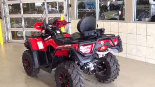 8. 2012 Can Am Outlander Max Xt 800