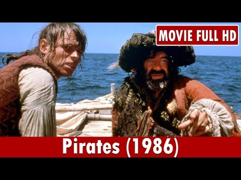 Pirates (1986) Movie **  Walter Matthau, Cris Campion, Damien Thomas