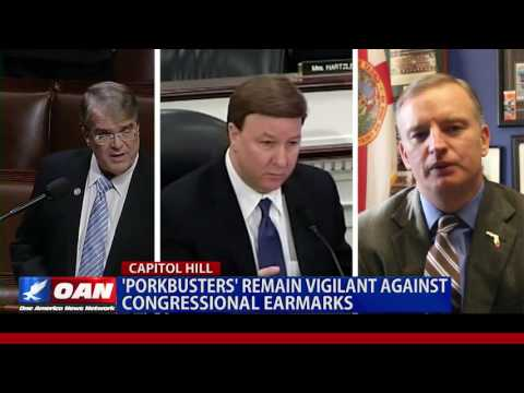 'Porkbusters' Remain Vigilant Against Congressional Earmarks