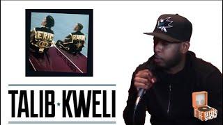 """Talib Kweli: """"Eric B & Rakim's 'Follow the Leader' Has the Best Verses Ever Written in Hip-Hop"""