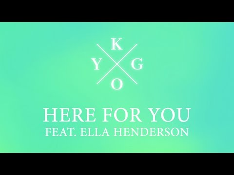 Kygo feat. Ella Henderson - Here For You (Cover Art)
