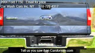 2004 Ford F150 XL Long Bed 4WD - for sale in Glenmont, NY 12