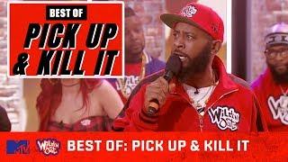 Video Best Of Pick Up And Kill It 🎤🔥 (Vol. 1)   Wild 'N Out   MTV MP3, 3GP, MP4, WEBM, AVI, FLV Februari 2019