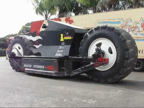 怪獸級!到底是車還是重機?