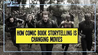 Nonton How Comic Book Storytelling Is Changing Movies Film Subtitle Indonesia Streaming Movie Download