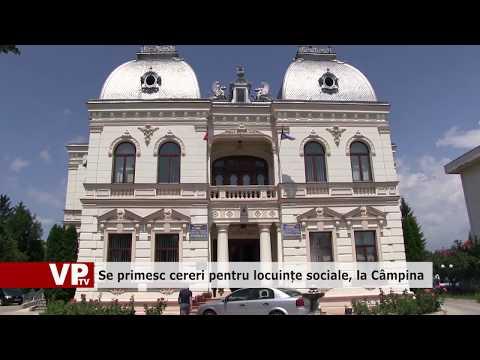 Se primesc cereri pentru locuințe sociale, la Câmpina