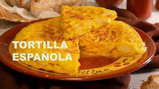 Tortilla española de patatas.¡¡TRUCOS Y CONSEJOS!!! ¡¡DELICIOSA!!