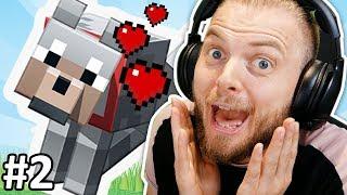 My New BEST FRIENDS in Minecraft Hardcore! #2 by iBallisticSquid