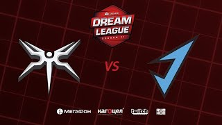 Mineski vs J.Storm,  DreamLeague Season 11 Major, bo3,game 2 [Lex & 4ce]