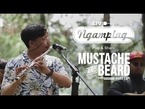 Download Video Mustache And Beard - Senyum Membawa Pesan