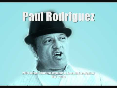 Paul Rodriguez: How I Became a Republican