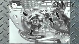 5. Clymer Manuals Honda XR80R CRF80F XR100R CRF100F Maintenance Repair Shop Manual thumpertalk