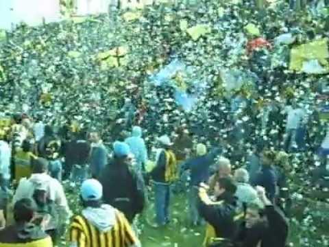 Mas de la Hinchada de Almirante Brown en Rosario 2007 - La Banda Monstruo - Almirante Brown