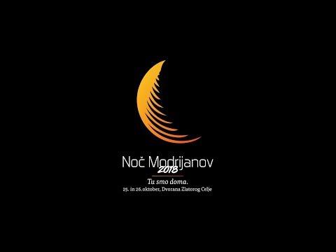 Noč Modrijanov 2018 | Uradni Napovednik II. | Official Trailer II.