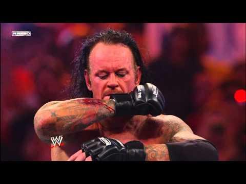 The Undertaker vs. Shawn Michaels - Streak vs. Career Match: WrestleMania XXVI